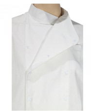 Snappy Long Sleeve Chef Jacket Snappy Long Sleeve Chef Jacket White